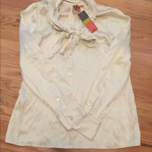 Tory Burch Tops - Tory Burch  silk blouse